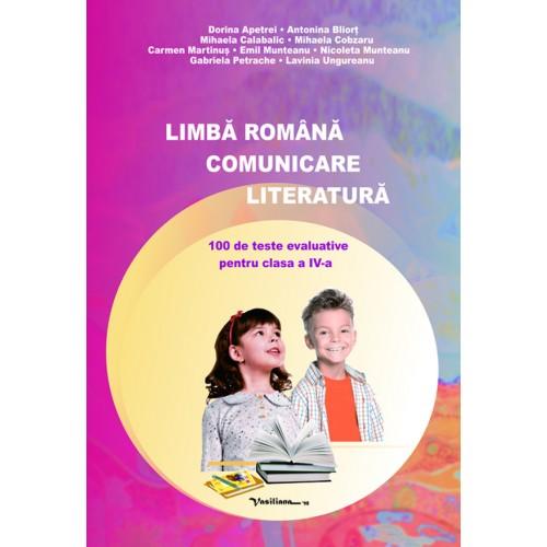LIMBA ROMÂNĂ. COMUNICARE. LITERATURĂ